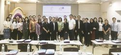 """Delegates from Director-General Forum of ASEAN Countries on Development Cooperation pay a visit to APCD as field trip on  """"Inclusive Society for ASEAN through Development Cooperation""""  on 23 August 2019"""