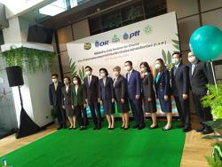 "APCD joined the Opening Ceremony of ""Café Amazon for Chance"" at the Securities and Exchange Commission, Bangkok, Thailand, 30 June 2020"