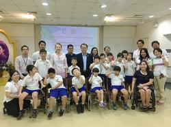 APCD Conducted Bakery Workshop for Students with Special Needs from Thai-Japanese Association School (TJAS) on 14 February 2020, Bangkok, Thailand