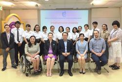 Study Visit of Students and Lecturers from the Faculty of Education,Srinakharinwirot University and University of Vienna at APCD, 19 November 2019, Bangkok, Thailand