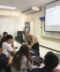 APCD joined the Social Event of International Schools at International Community School, 16 November 2019, Bangkok, Thailand