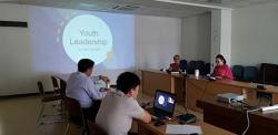 APCD In-House Capacity Development Training on Youth Leadership, 17 April 2020 at APCD, Bangkok, Thailand