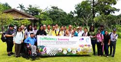 Annual International Training Course (AITC) on Sufficiency Economy to Sustainable and Disability Inclusive  Development, 15-28 September 2019, APCD Training Center, Bangkok, Nakhon Pathom, and Buri Ram Province, Thailand