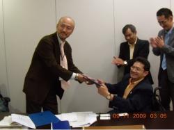 APCD/ JICA Counterpart Training on Knowledge Management, November 2010